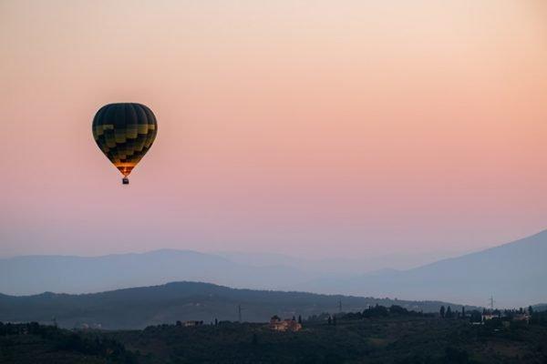 Voli in Mongolfiera in Chianti
