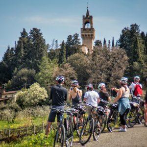 Escursione in Bici in Toscana